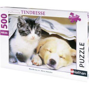 PUZZLE Puzzle 500 pcs Réveille Toi