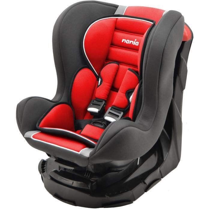 Nania si ge auto groupe 0 1 pivotant revo 360 achat for Siege auto bebe neuf