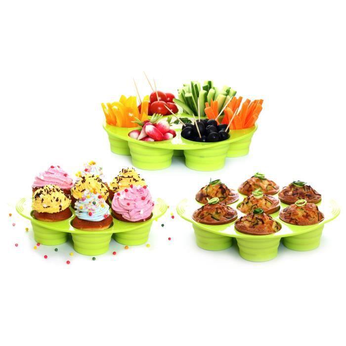 YOKO DESIGN Happy Snack vert