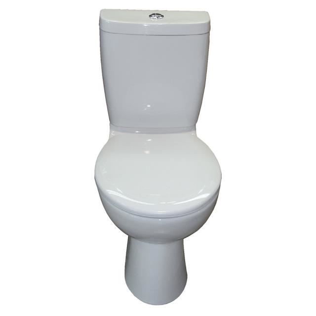 6ad2f8dbd639a6 Pack WC ANCOSWING Blanc NF - Achat   Vente wc - toilettes Pack WC ...