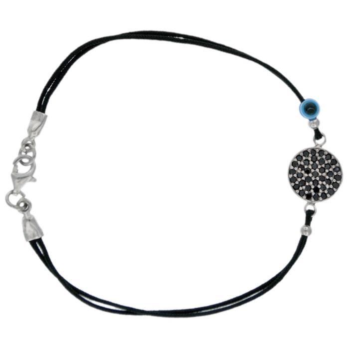 Fine Necklace Bracelet Anklet Argent 925-1000 7 Inches RANWK
