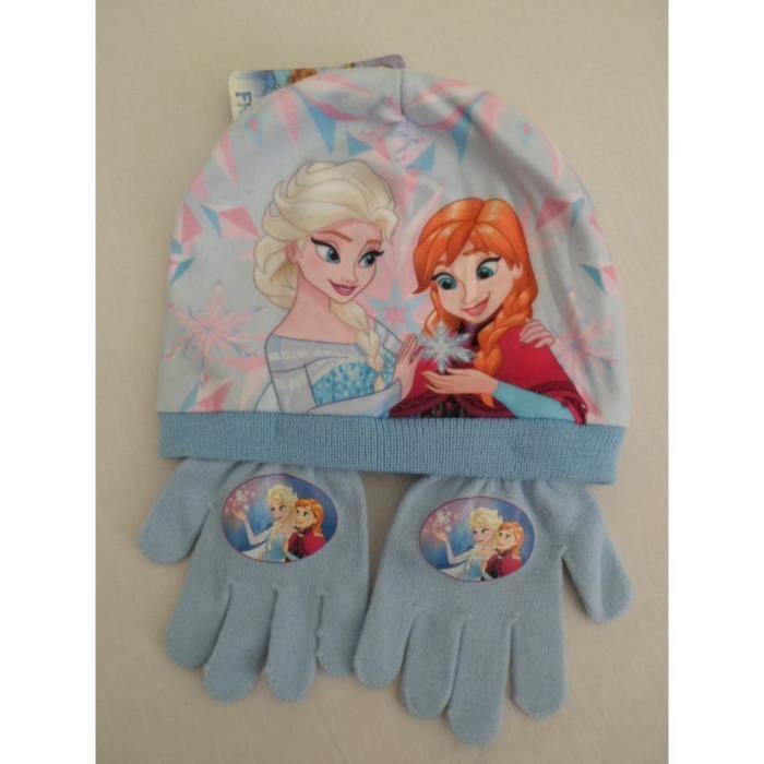 bf9b195e82a5 gant reine des neiges pas cher,GANT MITAINE SUPERBE LOT 2 PAIRES DE GANTS  ELSA REINE ...