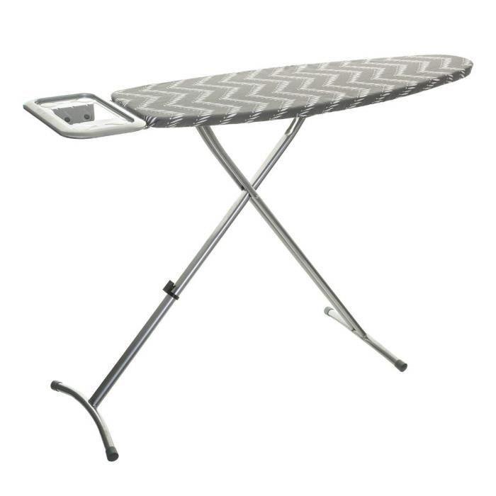Table repasser 140 x 38 cm avec housse de couleu achat - Housse table a repasser ...