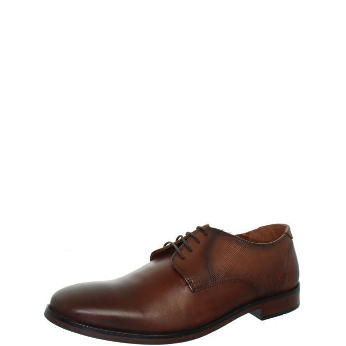 Chaussure de ville Redskins ref_cle41755 cognac