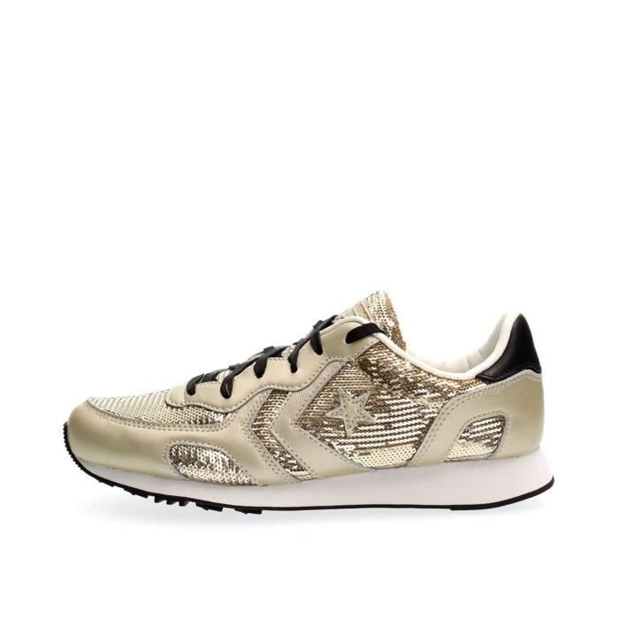 CONVERSE SNEAKERS Femme GOLD, 38
