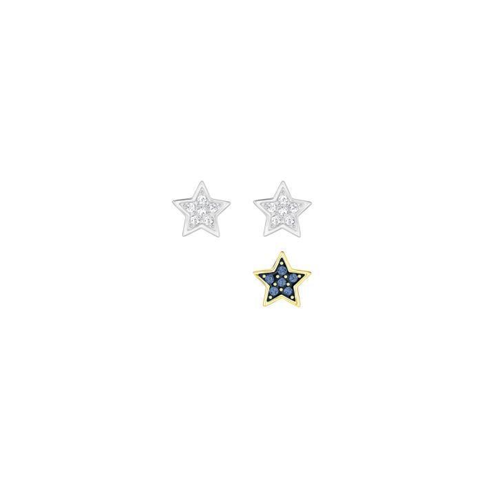 Boucles doreilles Swarovski Cry Wishes Star