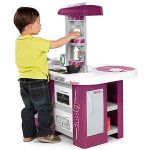 Cuisine enfant tefal achat vente jeux et jouets pas chers for Cuisine tefal smoby