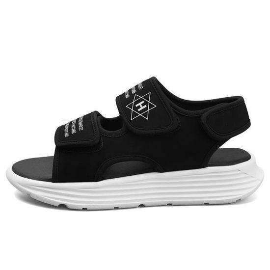 Nouveaux Simple De Mode été Sandales Chaussures 2018 Hommes Créatif La Occasionnelles 1clFJKT3