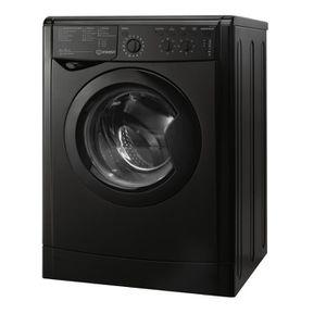 lave linge noir achat vente pas cher cdiscount. Black Bedroom Furniture Sets. Home Design Ideas