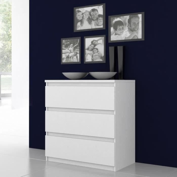 commode achat vente commode pas cher black friday le 24 11 cdiscount. Black Bedroom Furniture Sets. Home Design Ideas