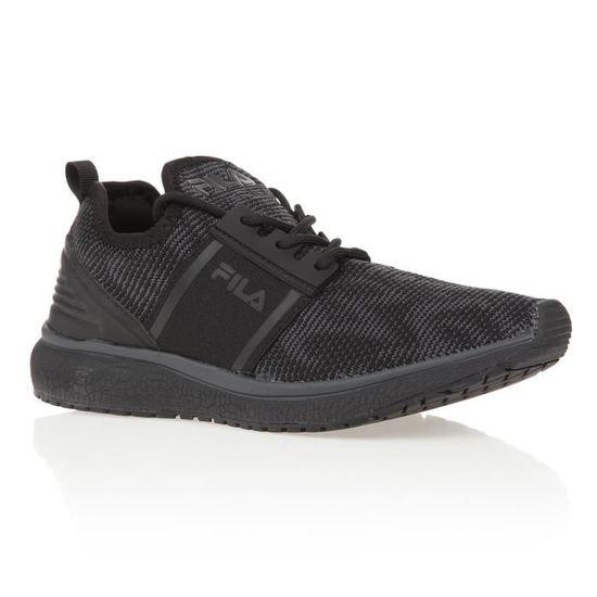 FILA Baskets Control K Low - Homme - Noir  Noir - Achat / Vente basket