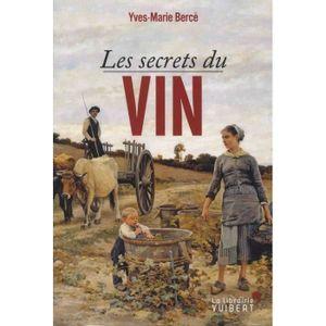 VIN ROUGE Les secrets du vin