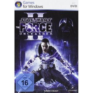 JEU PC Star Wars : the Force Unleashed II [import alle…