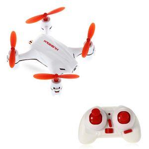 DRONE Napoulen®Hubsan H002 Nano Q4 Mode 2 avec caméra HD