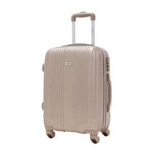 """VALISE - BAGAGE Valise Cabine Taille 55cm - Alistair """"Airo""""- Abs"""
