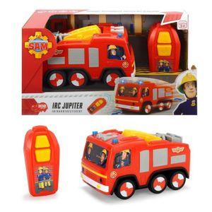 TÉLÉCOMMANDE CONSOLE Sam Le Pompier - Fireman Sam - IRC Fire Engine Jup