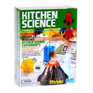 EXPÉRIENCE SCIENTIFIQUE Jeux expériences et Science Kitchen Science