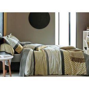 drap plat 280 x 320 cm achat vente drap plat 280 x 320 cm pas cher soldes d s le 10. Black Bedroom Furniture Sets. Home Design Ideas