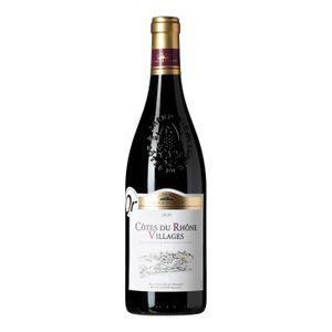 VIN ROUGE CLUB DES SOMMELIERS Côtes du Rhône Villages - Vin
