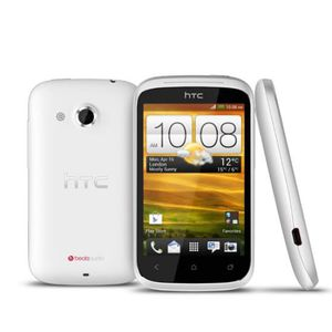 SMARTPHONE HTC DESIRE C ARGENT RECONDITIONNE A NEUF
