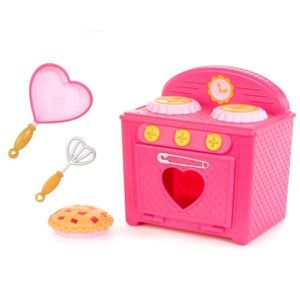 ACCESSOIRE POUPON LALALOOPSY - ACCESSOIRES - SEW YUMMY STOVE - FOUR