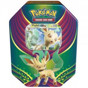 CARTE A COLLECTIONNER Coffret métal Pokémon - Pokébox Phyllali GX