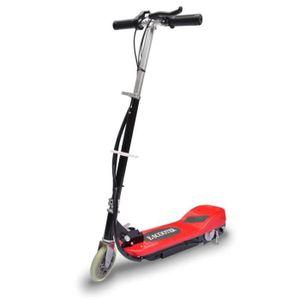 TROTTINETTE ELECTRIQUE Trottinette électrique Scooter 120 W Rouge