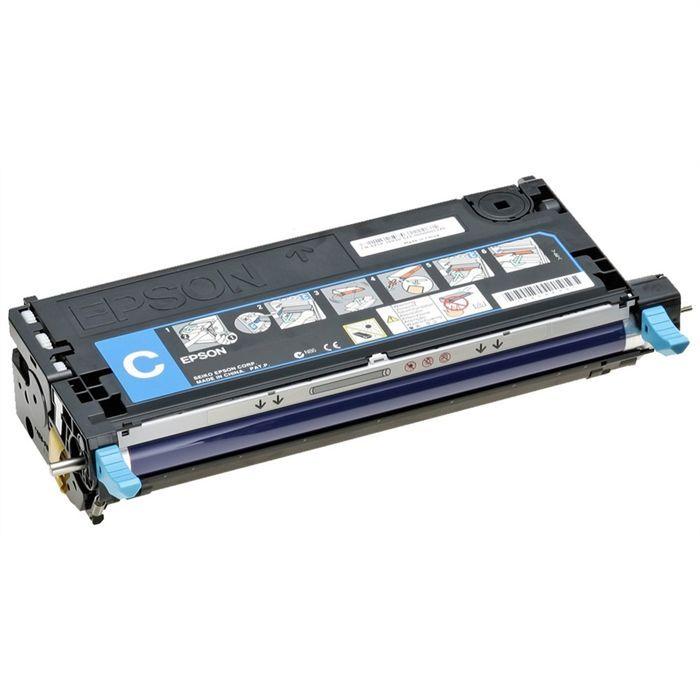 EPSON Cartouche de toner ACULASER C3800 -  Cyan - Capacité standard 5000 pages
