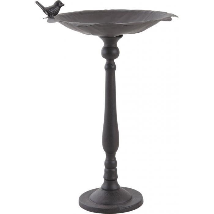 mangeoire a oiseaux sur pieds achat vente mangeoire a oiseaux sur pieds pas cher cdiscount. Black Bedroom Furniture Sets. Home Design Ideas