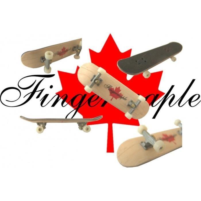Fingermaple Fingerboard made of real wood