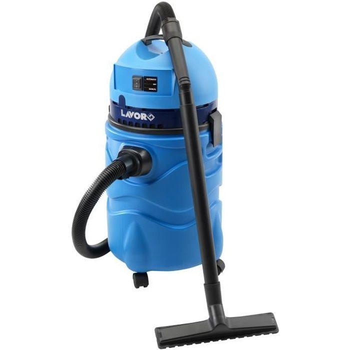 Aspirateur pour le nettoyage des piscines et bassins lavor for Aspirateur piscine polaris 65