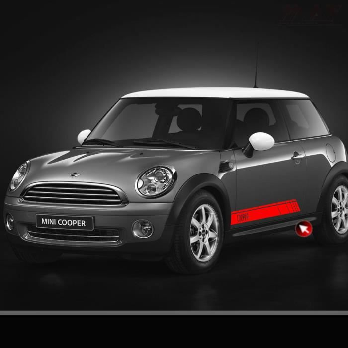 kit cooper rouge mini cooper s d sd one paceman. Black Bedroom Furniture Sets. Home Design Ideas