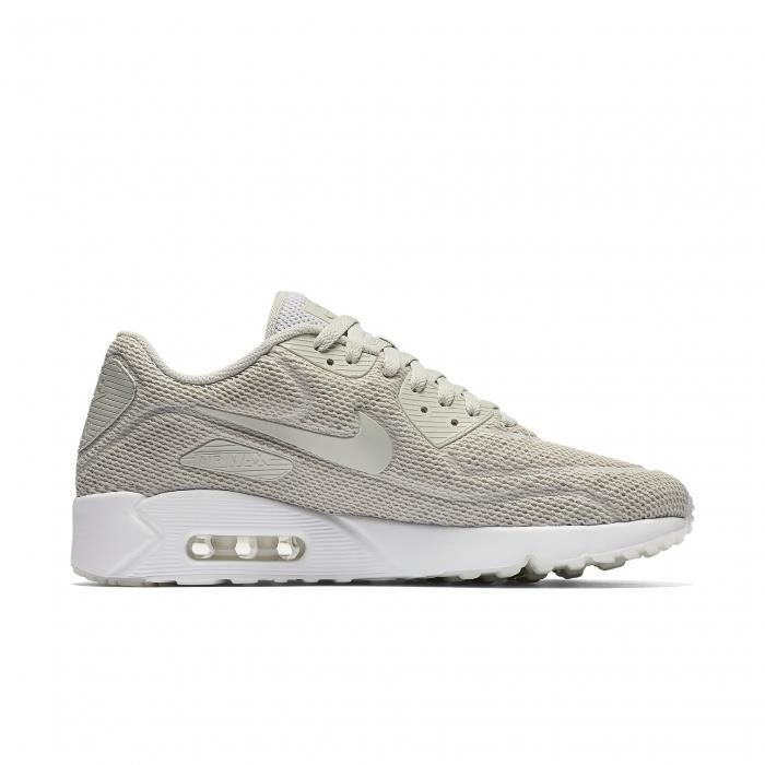 the latest 5f0a0 133af BASKET Nike - Baskets Air Max 90 Ultra 2.0 BR - 898010. Chaussures ...