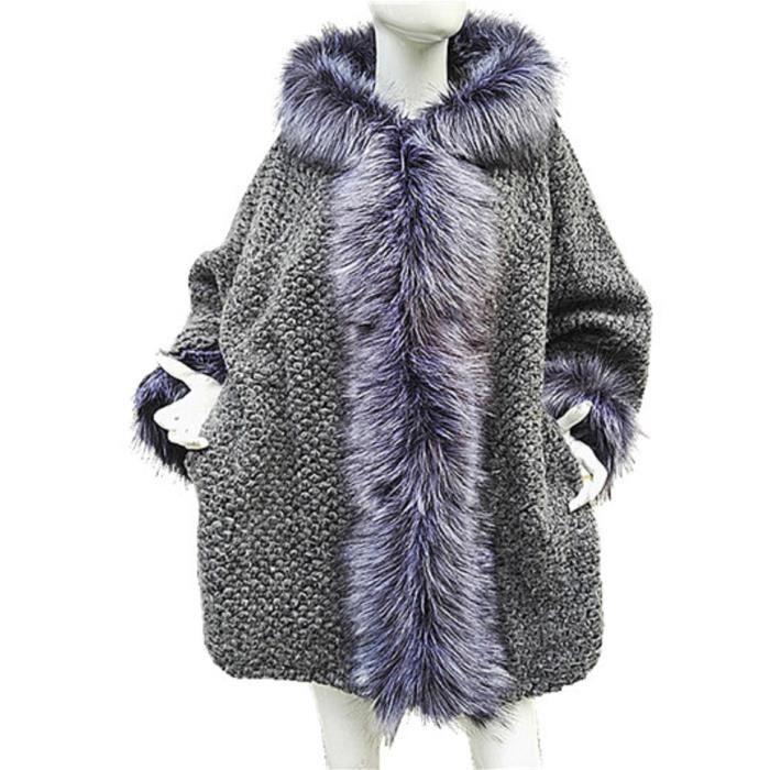 Manteau femme 56