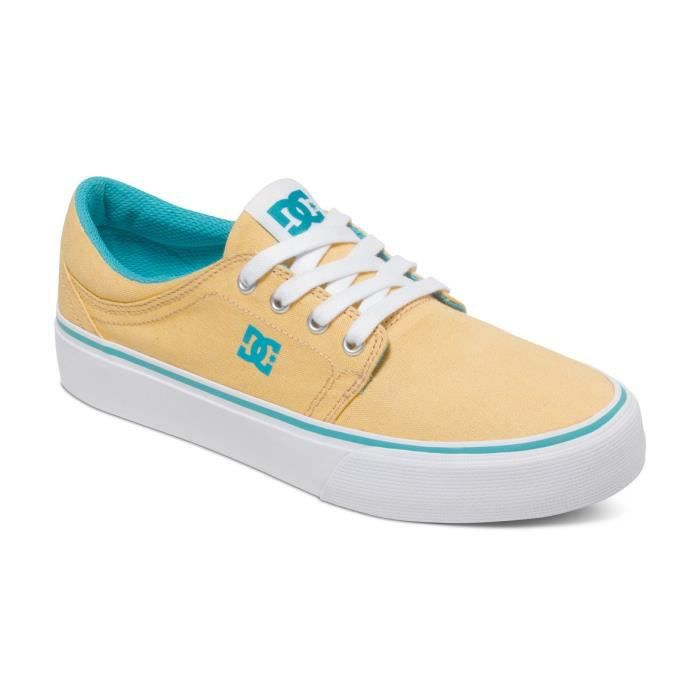 Chaussures Femme DC TRASE TX sand