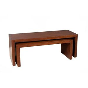 Table basse gigogne achat vente table basse gigogne - Table basse c discount ...
