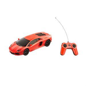 Mondo Motors Voiture télécommandée 1:24 Lamborghini Aventador Rouge