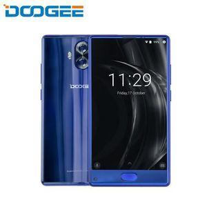 Téléphone portable DOOGEE MIX Lite Smartphone 2G+16G Android 7.0 Bleu