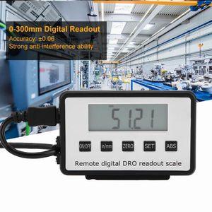 MAGNETOSCOPE NUMERIQUE Fihero échelle  de lecture LCD linéaire 0-300mm li