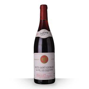 VIN ROUGE Poulet Père et Fils 2012 Rouge 75cl AOC Nuits-Sain