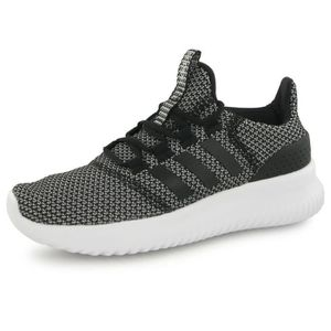 04d538bfd1 BASKET Adidas Neo Cloudfoam Ultimate gris, baskets mode e