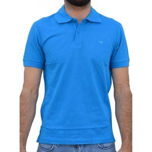 BASKET Diadora - Diadora Homme Polo Bleu