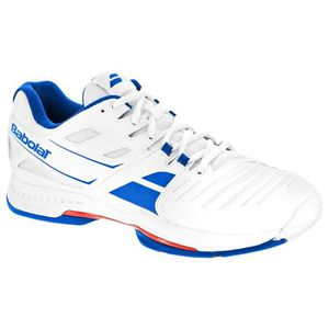 91bf83c9f517 CHAUSSURES DE TENNIS BABOLAT Sfx Ac Chaussure Homme - Taille 44 - BLANC