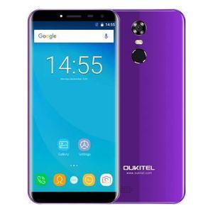 SMARTPHONE OUKITEL C8 3G Smartphone 5.5 Pouces 2.5D Arc Écran