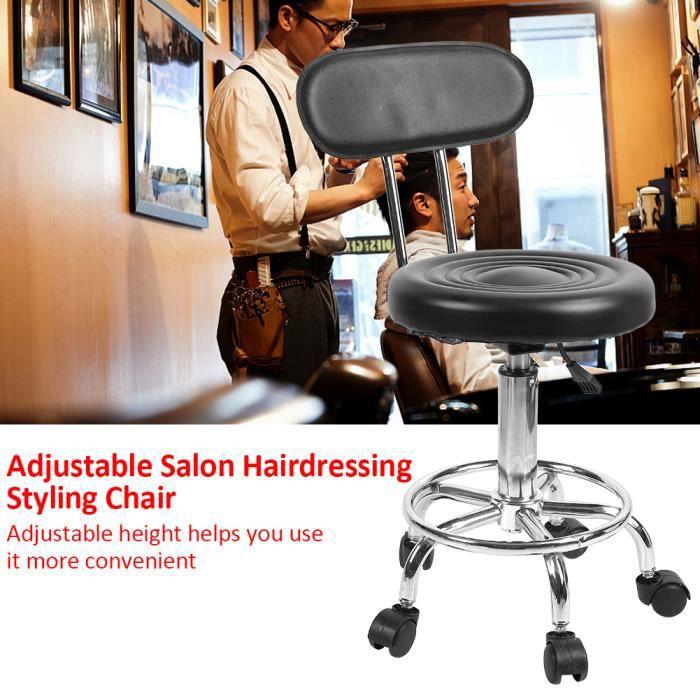 Chaise De Coiffure Rglable Salon Massage Beaut Coiffeur