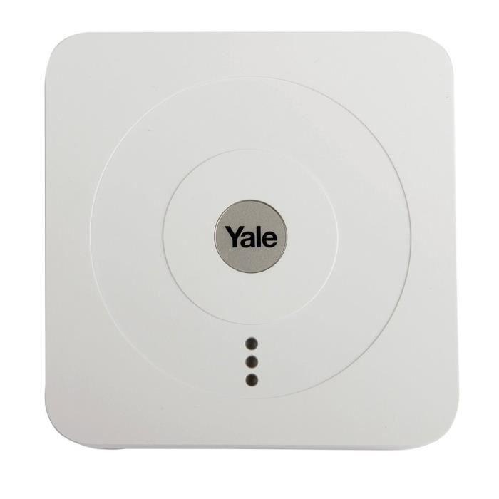 alarme maison yale