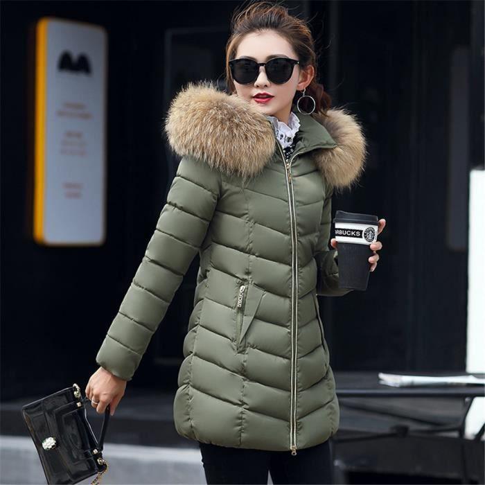 Luxe Femme Chaud Femmes De Vêtement Doudoune Hiver Marque Vestes qtZWdw