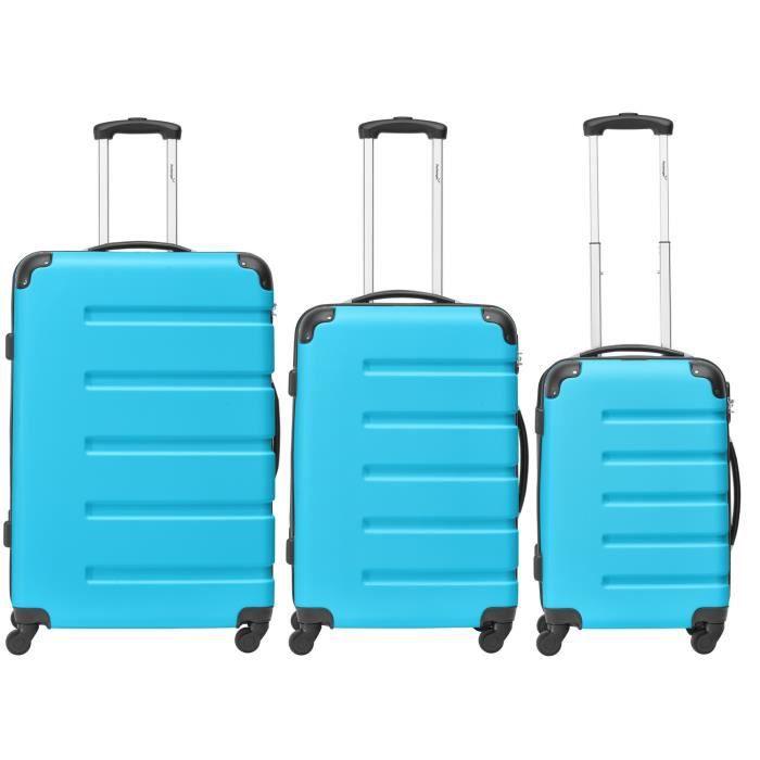 SET DE VALISES Ens. de 3 valises Marina M, L+XL