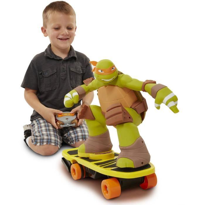 Skateboard tortue ninja achat vente jeux et jouets pas - Tortue ninja skateboard ...