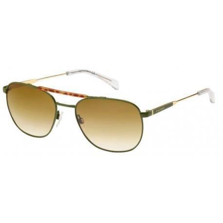 3971e02464346e Achetez Lunettes de soleil Tommy Hilfiger homme TH 1308 S Z7X (9M) verte